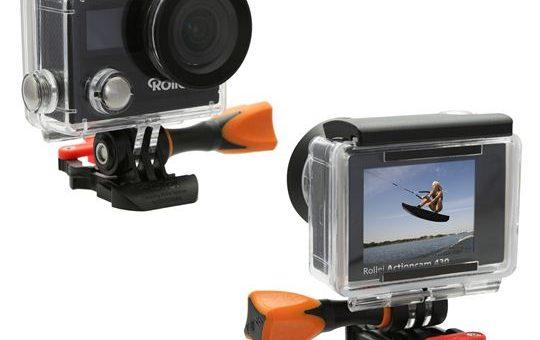 Rollei komt met nieuwe 4k-resolutie actioncam